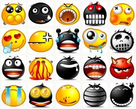 Emoticonos. XD