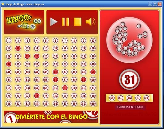 Bingo Juego