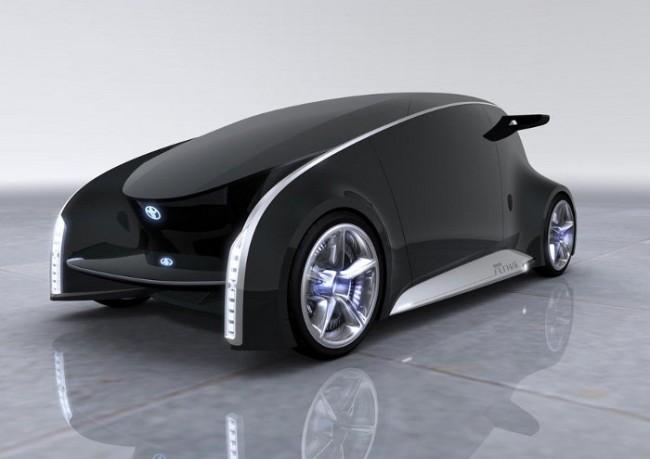 Toyota Fun-Vii Concept, el coche multimedia del futuro