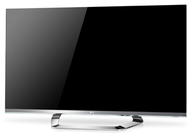 LG presenta una pantalla sin marco