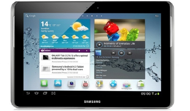 El Samsung Galaxy Note 10.1 se retrasa