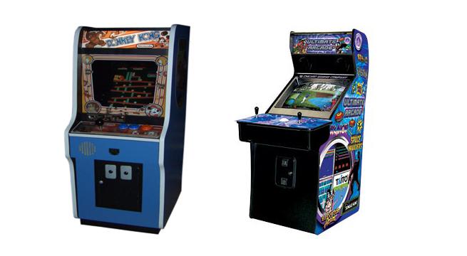 Nuevo Lanzamiento De Maquinas Arcade De Los 80