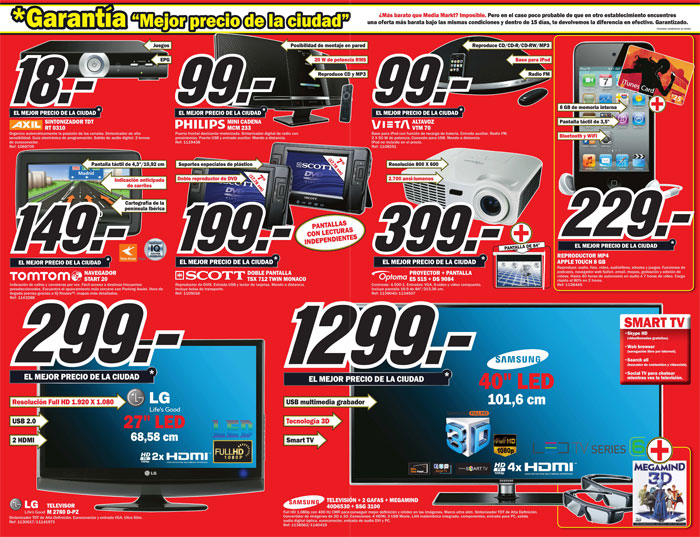 Media markt catalogo