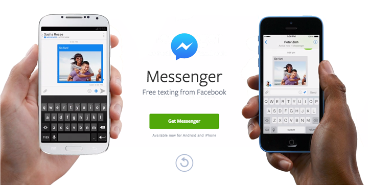 usar messenger