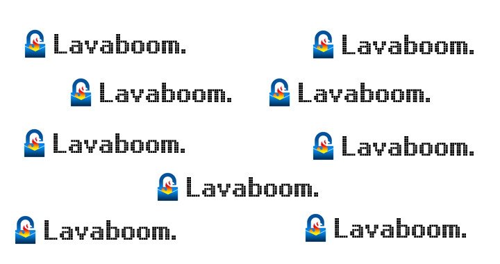 Lavaboom