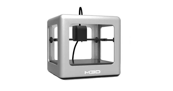 M3d La Primera Impresora 3d Para El Consumidor Final