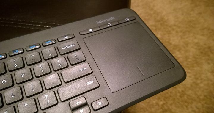teclado smart tv