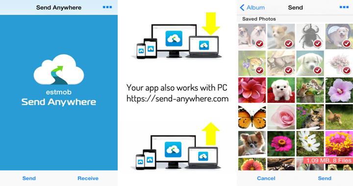 compartir ficheros
