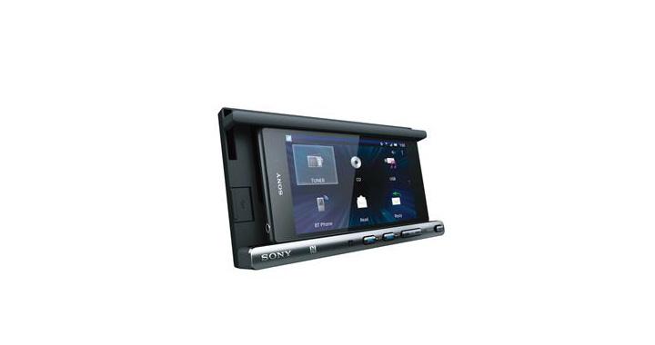 sistema multimedia coche