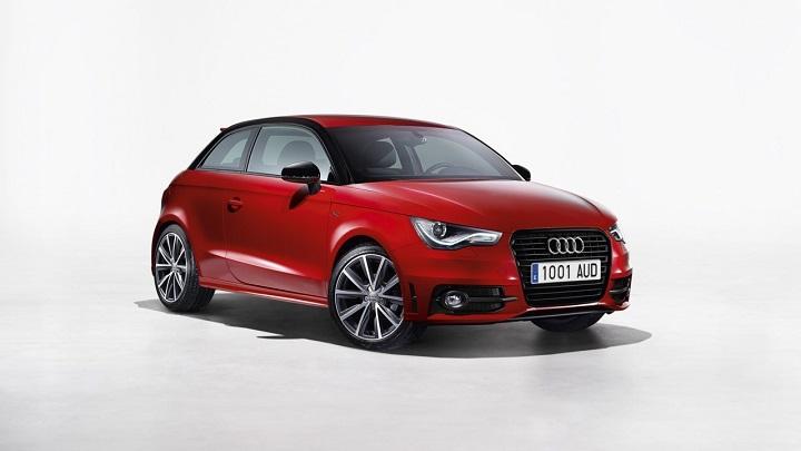 Audi A1 Adrenalin coche