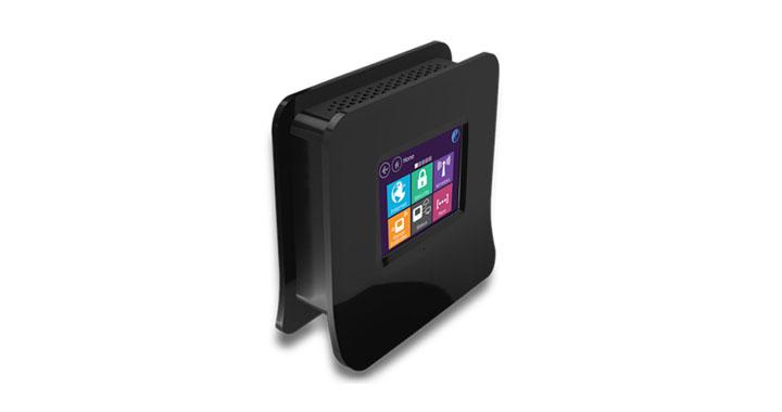 router inalambrico pantalla tactil
