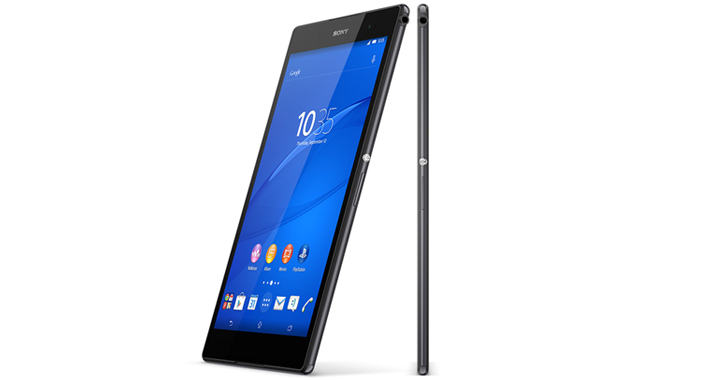 Sony XperiaTM Z3 Tablet Compact