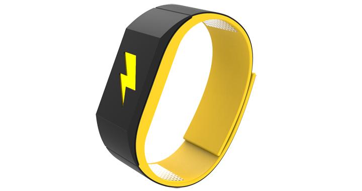 pulseras descargas electricas