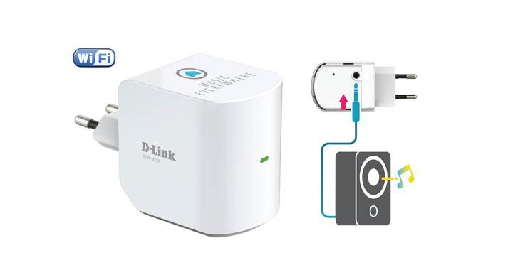 D link lanza un amplificador wifi para reproducir m sica - Amplificador wifi tp link ...