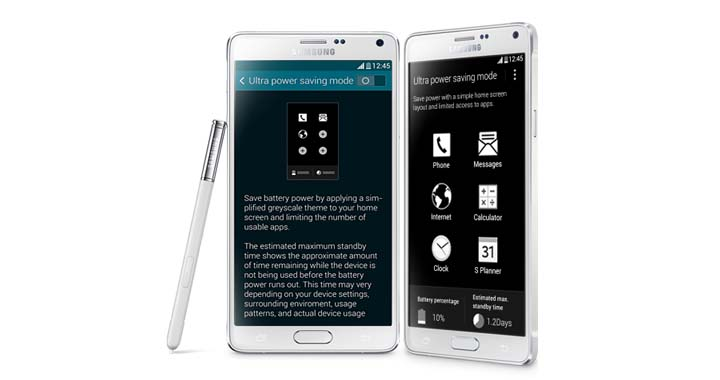 Samsung Galaxy Note LTEA