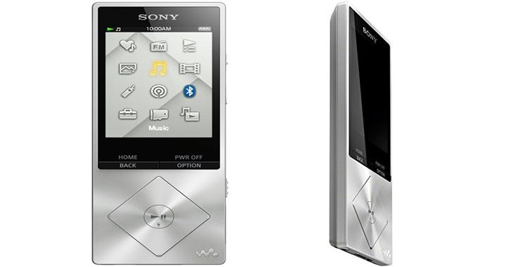 Sony NWZ A