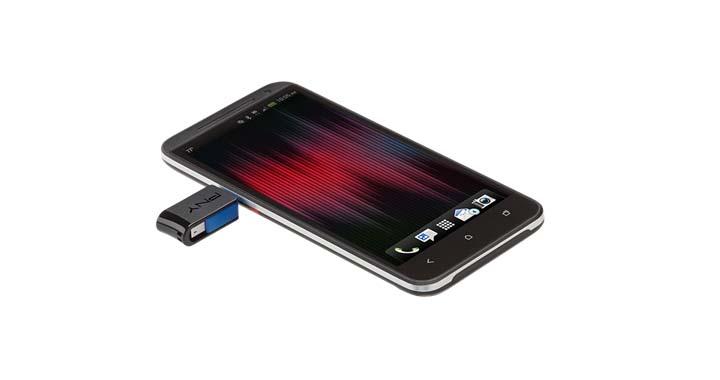 unidad flash USB micro USB