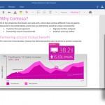 Microsoft añade más controles táctiles al nuevo Office 2016