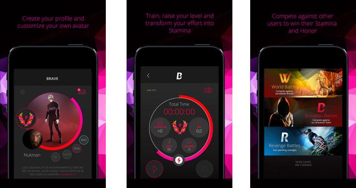 apps ejercicio fisico
