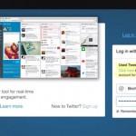 Twitter permite compartir cuentas sin necesidad de contraseña