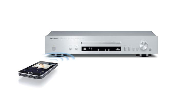 Yamaha CD N301