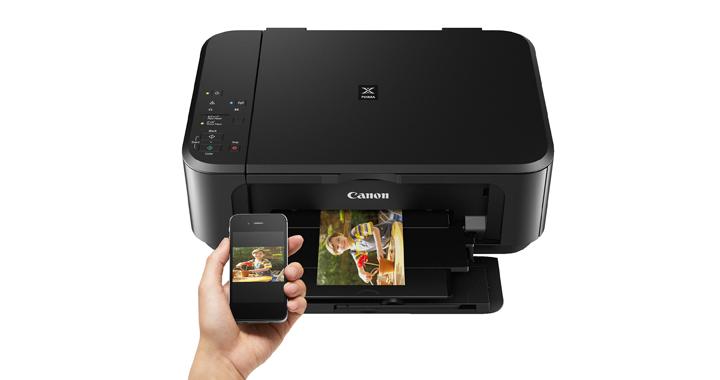 canon lanza una impresora compatible con ordenadores. Black Bedroom Furniture Sets. Home Design Ideas