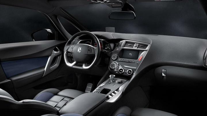 DS 5 interior