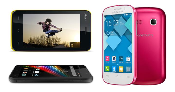 smartphones buenos baratos
