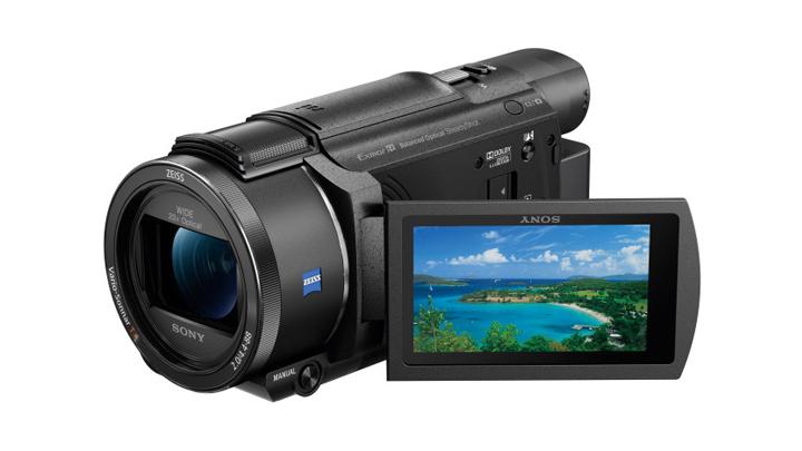 Sony FDR AX53 4K