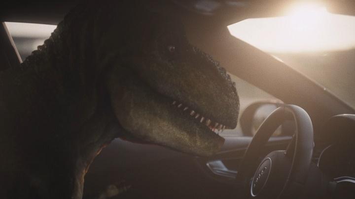 dinosaurio-conduciendo