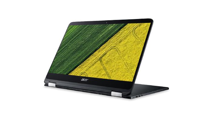Acer Spin 7 El Laptop Mas Veloz Y Autonomo