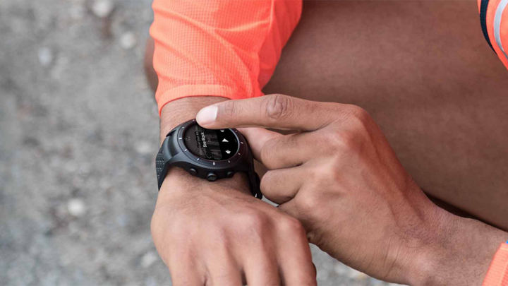 smartwatch-running