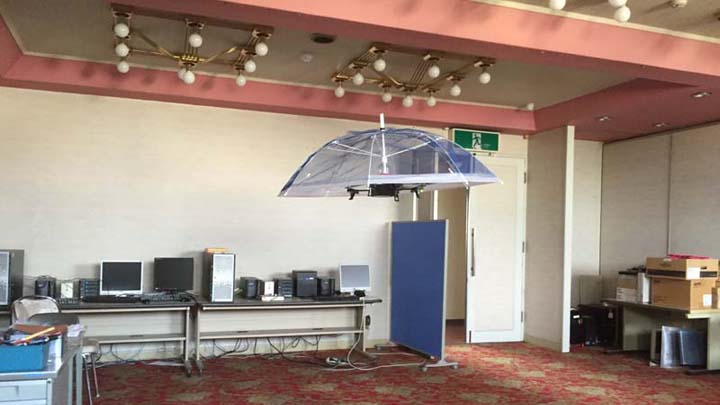 paraguas-drones