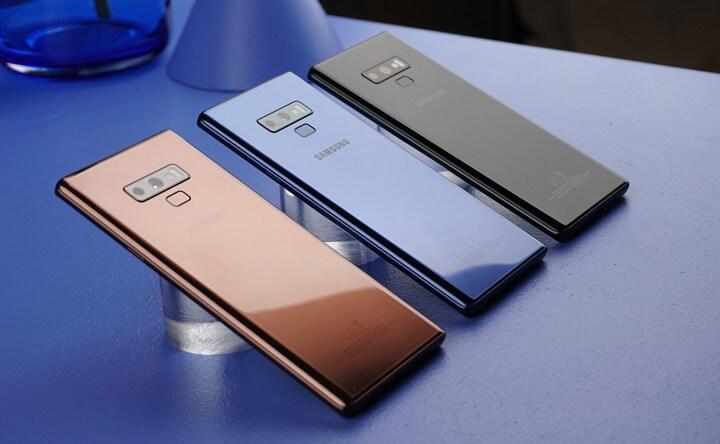 Samsung-Galaxy-Note9-tres-colores